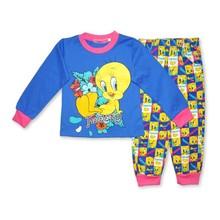wholesale summer girls short sleeve clothing set children hello kity pajamas for baby girl sleep wear wholesale