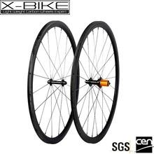 ที่นิยมความมั่นคงสูงจักรยานคาร์บอนชิ้นส่วนรถจักรยาน, ล้อจักรยาน32mm