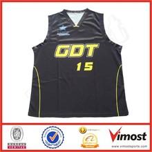 European basketball uniform design/Buy basketball singlet online