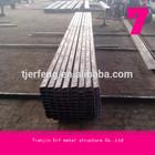galvanized Carbon steel Q235 c channel standard sizes