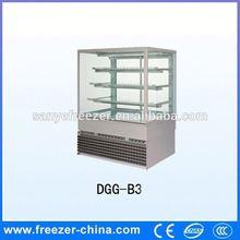China hot sale hasgen x9 model 4-layer cake/chocolate showcase chiller