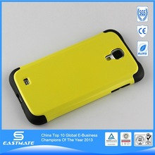 Luxury all-round protection belt clip holster case for samsung galaxy s4