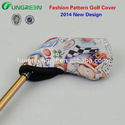 New Design Animal Golf Club Cover