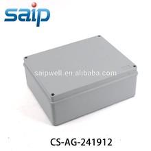 Saip Hot Sale IP66 Waterproof Electrical Junction Boxes,ABS Plastic enclosure