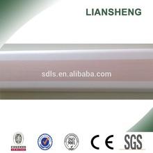 PVC impact resistant handrail
