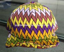 Printing baby cap upwarp brim children colorful snap back cap hat outdoor hat safe