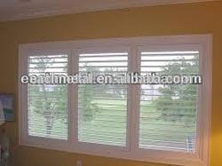 aluminum window louver frames