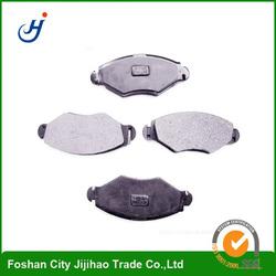 non-asbestos material china brake pad for atv spare parts
