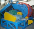 Rubber Crusher Tire Recycling Machine