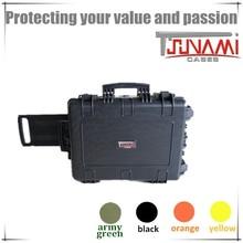 Waterproof IP67 Shockproof Dustproof Case Hard Plastic Case Packing Case with Foam Insert