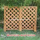 decorative wood lattice