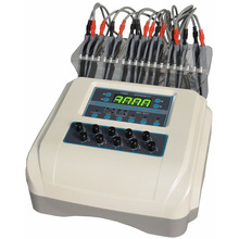 Electric Muscle stimulator & Microcurrent Infrared multifunction beauty machine