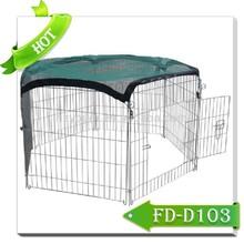 Wholesale metal pet cage metal bird cage rabbit cage dog crate