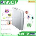 de alta capacidade portáteis carregador do telefone móvel celular promocional