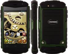 3.5 Inch DOOGEE DG150 MTK6572W Dual Core Waterproof Dustproof Smartphone