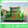 Aire de jeux gonflables 50ft long/parcours d'obstacles gonflables pour les enfants