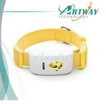 2015 New Factory Mini Waterproof Pet Tracker Collar mini safety helmet