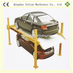 used 4 post car hoist lift for sale cheap