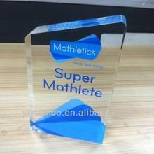 acrylic medal, acrylic award, acrylic trophy