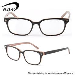 China Fashion Acetate Optical Frame