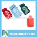 clique reutilizáveis gel de calor malha aquecedores de mão