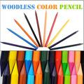 de alta calidad de estudiante corto lápiz de color