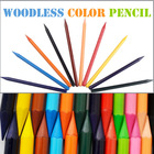 High Quality Student Short Colored Pencil