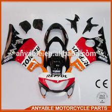 2014 newest hot selling for HONDA 04-07 cbr600rr cheap body kit full fairing