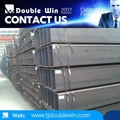 MS tubo quadrado de peso gráfico erw tubo