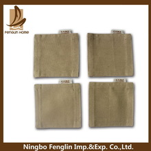 Top quality new products elegant linen cotton table napkin