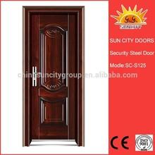 Exporting One set of front door designs SC-S125