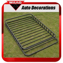 """ET79025-Universal Black Steel Roof Rack 55""""x 40""""(Size Can Be ordered)"""
