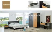 King size bedroom furniture BD-04-003 bedroom
