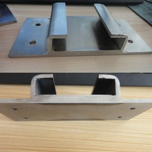 High quality customized metal trail channel