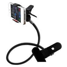 360 rotating Flexible bed mobile phone holders, Desktop Lazy Bracket,smartphone holder