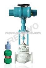 The 10D00 Series multi-hole low noise control valve