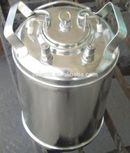 2014 new desgin Australia standard stainless steel keg