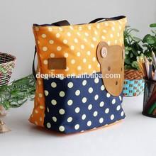 Art Tote Bag/Shopper Bag cosmetic bag Middile size (13.3*5.1*10.6)