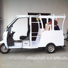 new brand three wheeler passenger electric auto rickshaw tuk tuk tricycle for sale