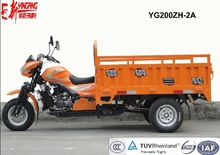 High quality china Three wheel motorcycle with Minivan technology , Powerful 200CC Engine Tricycle