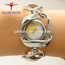 popular stainless steel chain wrist watch 2014