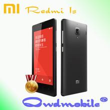 MI mobile phone Xiaomi Redmi 1S 4.7inch android mobile phone