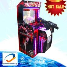 Hot sale Kids the gun basketball shooting machine gun game machine