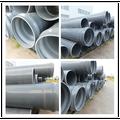 buena calidad de tubería de pvc 150mm para riego por goteo