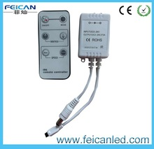 Wireless touch remote control led dimmer/2014 hot selling IR 6key led dimmer