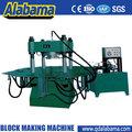 los materiales de construcción ce aprobado por la epa auto y pavimentación de la máquina extendedora de bloque