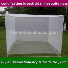 Retangular poliéster de longa duração inseticida Nets ( LLINs ) tratados com WHOPES Recommeded inseticida