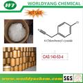 4-Chlorobenzyl cyanide 140-53-4