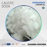 Price!!! uses sodium hydroxide plant caustic soda flakes 99%min textile/ detergent