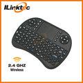 Arabo 2.4g wireless mini tastiera con touchpad per Smart TV